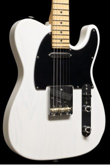 Classic T SS MN Swamp Ash Trans White