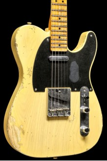 51 Nocaster Heavy Relic LTD Faded Nocaster Blonde