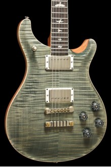 McCarty 594 TG 10 top, Pattern Vintage Trampas Green