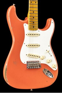 1956 Stratocaster Relic MN Faded Aged Tahitian Coral