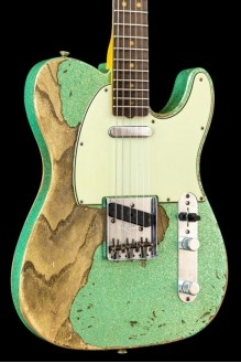 63 Telecaster Ltd Super Heavy Relic