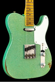 Double Esquire Relic Roasted Pine Ltd