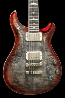 McCarty 594 CCB Pattern Vintage Charcoal Cherry Burst