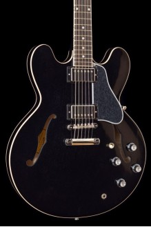 Gibson ES-335 DOT Graphite Metallic