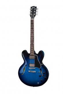 ES-335 Dot Blues Burst 2018