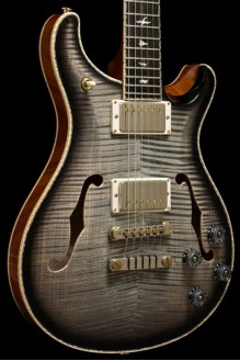 Hollowbody II 594 LTD  Platinum Smoked  Burst