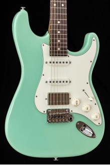 Classic S Flamed Roasted Ltd Surf Green HSS RW