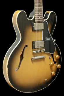 Shop ES-335 Dot Argentine Gray Heavy Aged NH