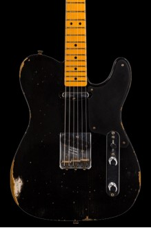 #9 LTD roasted pine double Esquire - relic, aged black preorder