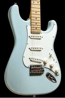 Classic S Maple Neck SSS Sonic Blue